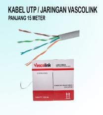 Spesifikasi Vascolink Kabel Utp 15 Meter Vascolink