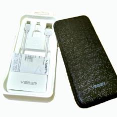 Diskon Veger Powerbank Limited Edition 25000Mah Hitam Indonesia