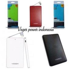 Veger Powerbank V41 10000mah Original - Hitam