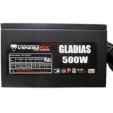 Spesifikasi Venom Rx Psu 500W Pure Gladias Vrx 500Atfc Hitam Dan Harga