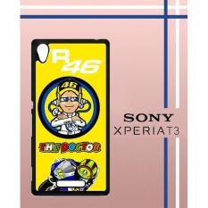 V**Entino Rossi Q0063 Casing Custom Hardcase Hp Sony Xperia T3 Case Cover 4GGS