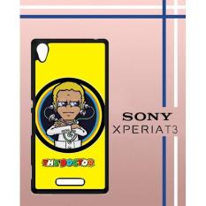 V**Entino Rossi Yellow Casing Custom Hardcase Hp Sony Xperia T3 Case Cover LHZQ