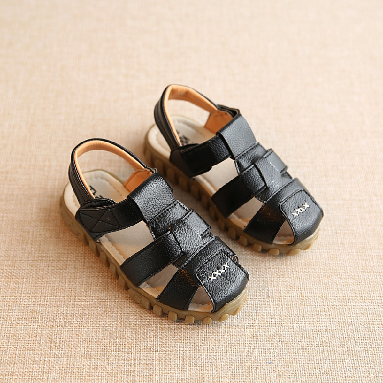 Spesifikasi Versi Korea Dari Kecil Bayi Laki Laki Sepatu Sandal Anak Anak Terbaik