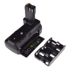 Vertical Battery Grip Holder for Canon 20D 30D 40D 50D DSLRBG-E2(Black) - intl