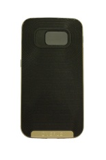 Verus Crucial Bumper Case for Samsung Galaxy S6 - Hitam-Gold
