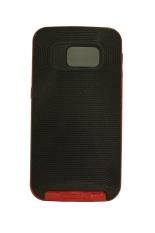 Verus Crucial Bumper Case for Samsung Galaxy S6 - Hitam-Merah