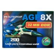 Jual Vga Ecs Ag200 32Mb Ddr Agp 8X Grosir