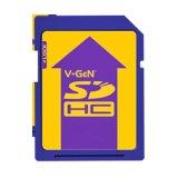 Review Vgen Sdhc Memory Card 32 Gb