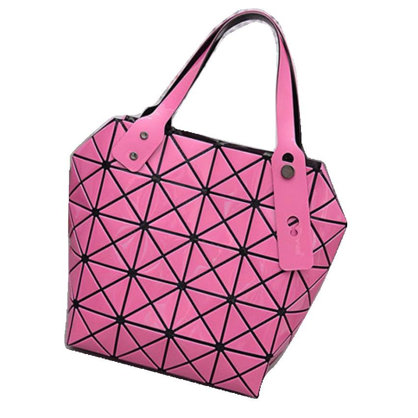 Vicria Tas Branded Wanita Korean Style Hits Pink Terbaru