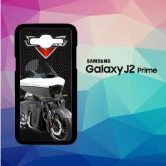 Victory Cross Country L2440 Casing Custom Hardcase Samsung Galaxy J2 Prime Case Cover