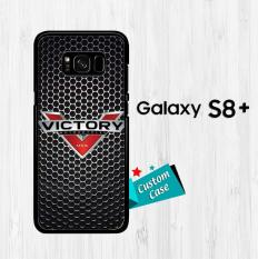 VICTORY MOTORCYCLE LOGO Z3877 Casing HP Samsung Galaxy S8 Plus Custom Case Cover