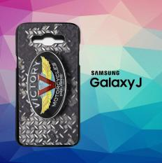 Victory Motorcycle Wallpapers X6208 Casing Custom Hardcase Samsung Galaxy J1 (2016) Case Cover