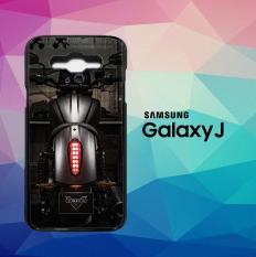 Victory Motorcycles Logo X6207 Casing Custom Hardcase Samsung Galaxy J5 2016 Case Cover
