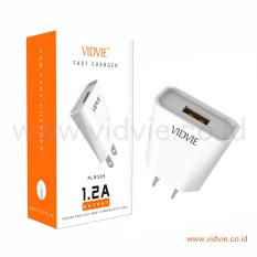 Vidvie Micro Charger PLM309 (USB Cable Included-Micro)