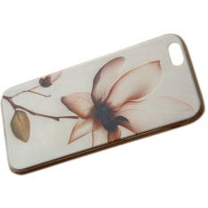 Viel_spass Phone Back Cover untuk IPhone 6 Plus Putih-Intl
