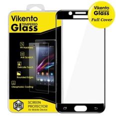 Harga Vikento Tempered Glass For Xiaomi Redmi Note 4X Full Hitam Online