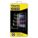 Vikento Tempered Glass Sony Xperia Z Depan Dan Belakang Clear Anti Gores Screen Protector Indonesia