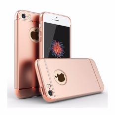 Viking CASE Premium 3 IN 1 Hardcase Iphone 5 / 5s / 5SE 4.0 inch – Rose Gold