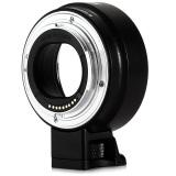 Promo Toko Viltrox Auto Fokus Gunung Adaptor Af Canon Ef M M For Kamera For Ef Lensa With Tumpuan Kaki Tiga Hitam