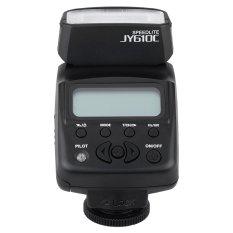 Viltrox JY-610C MINI LCD E-TTL pada kamera budak Speedlite cahaya flash untuk Canon 750D 760D 5DR 5DRS 60D 70D 700D 5D3 DSLR kamera