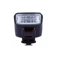 VILTROX JY-610NII MINI TTL LCD Flash Speedlite Light untuk NIKOND700 D800 D810 D3100 D3200 D5200 D5300 D7000 D7200 DSLR Kamera (HITAM) -Intl