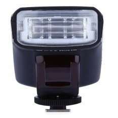 VILTROX JY-610NII Mini TTL LCD Flash Speedlite Light untuk NikonD700 D800 D810 D3100 D3200 D5200 D5300-Intl