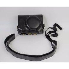 Jual Vintage Kulit Kamera Kasus Penutup Untuk Canon Powershot G7Xii G7 X Ii G7X Markii G7 X Mark Ii Tas Kamera Cover Online Tiongkok