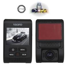 Dimana Beli Viofo Lcd High Definition 2K On Board Camera Night Vision Vehicle Recorder Black A119S With Gps Intl Viofo