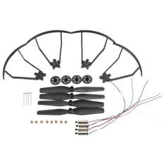 Visuo Xs809 Xs809hw Xs809w Rc Drone Upgrade Bantalan Mesin Motor Perlengkapan Dll Bagian-Internasional By Paidbang.