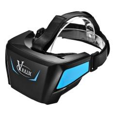 VIULUX V1 VR 3D Headset untuk PC 5.5 Inch 1080 P Dukungan Objek Penyesuaian-Intl