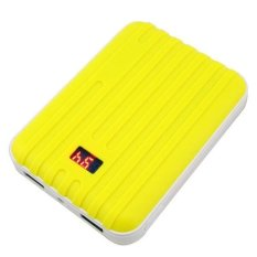 Toko Viva Powerbank Techno 16800 Mah Kuning Terdekat