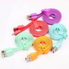 Perbandingan Harga Vivan 5Psc Kabel Micro Usb 100 Cm Warna Warni Di Dki Jakarta