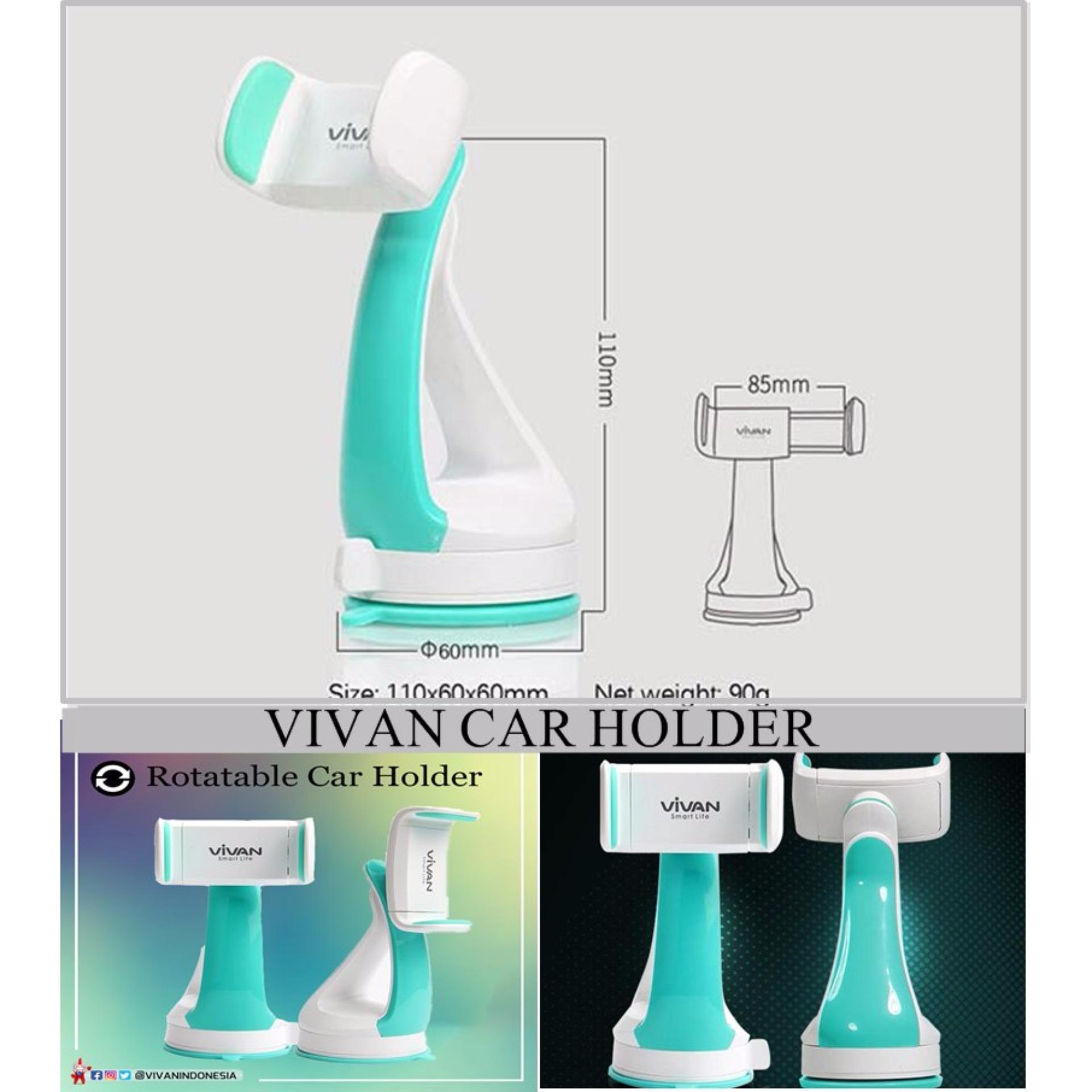 Cuci Gudang Vivan Car Holder Angsa Chs01 Original