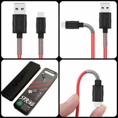 Jual Vivan Kabel Usb Data Cable 2 4A For Android Micro Usb Fast Charger Ori Branded Original