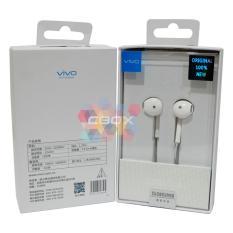 Jual Vivo Handsfree Vivo V5 V5S V5 Plus Y53 Xe680 Original 100 New Headset Vivo Bisa Untuk Brand Handphone Android Selain Vivo Jack 3 5M White Branded Original