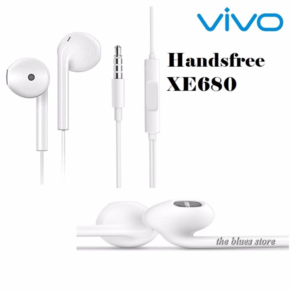 Rp 64.000. Vivo Handsfree XE680 Natural HIFI Headset/ In Ear/ Earphone 3.5mm Original ...