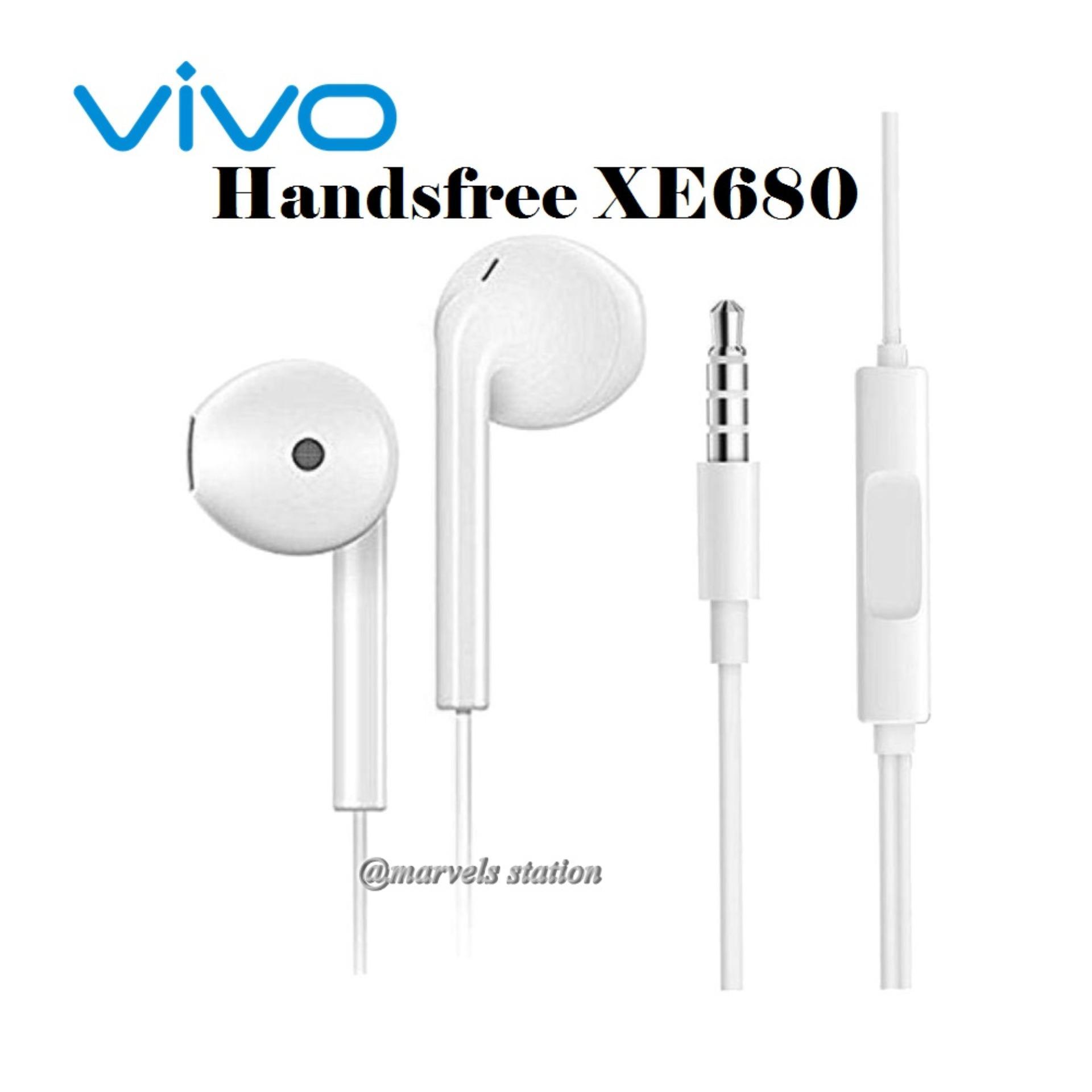 Rp 65.000. Vivo Handsfree/Headset/ In Ear/ Earphone type XE680 ...