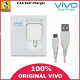 Beli Vivo Travel Charger Original With Usb Cable Vivo Putih Secara Angsuran