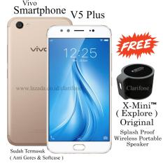 Vivo V5 Plus - 64Gb - Fingerprint - Dual Front Camera - Crown Gold