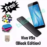 Beli Vivo V5S 20 Mp Selfie Camera 64 Gb Rom Black Limited Edition Yang Bagus