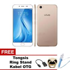 Jual Vivo V5S 64Gb Ram 4Gb Gold Free Aksesoris Baru