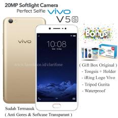 Review Toko Vivo V5S Perfect Selfie Ram 4Gb Rom 64Gb Crown Gold Online