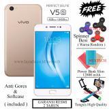 Spesifikasi Vivo V5S Perfect Selfie 64Gb Crown Gold Dan Harganya