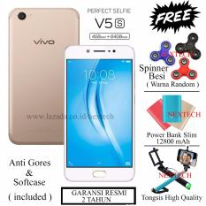 Ulasan Vivo V5S Perfect Selfie 64Gb Crown Gold