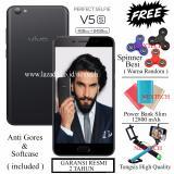 Vivo V5S Perfect Selfie 64Gb Matte Black Terbaru