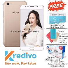 Beli Vivo V5S Perfect Selfie Bisa Cicilan Tanpa Kartu Kredit Bonus 3 Item Crown Gold Vivo Online