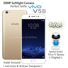 Harga Vivo V5S Perfect Selfie Ram 4Gb Rom 64Gb Camera Depan 20 7 Mp Crown Gold Di Dki Jakarta