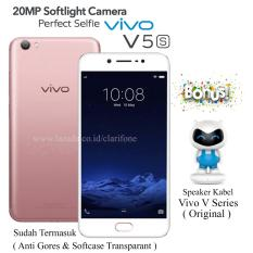 Beli Vivo V5S Perfect Selfie Ram 4Gb Rom 64Gb Camera Depan 20Mp Layar 5 5 Inch Fingerprint Rose Gold Kredit