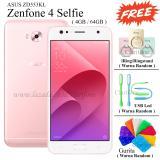 Diskon Asus Zenfone 4 Selfie Zd553Kl 5 5 4G Lte 4Gb 64Gb Rose Gold Branded
