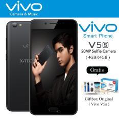 Vivo V5S - Ram 4GB - Rom 64GB - Matte Black